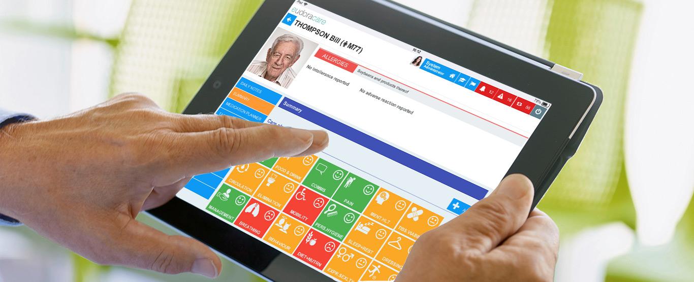 Electronic Health Record Eudoracare